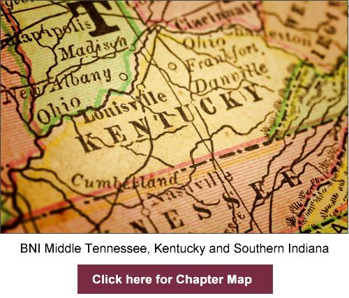 BNI Middle Tennessee, Kentucky, Southern Inidiana region